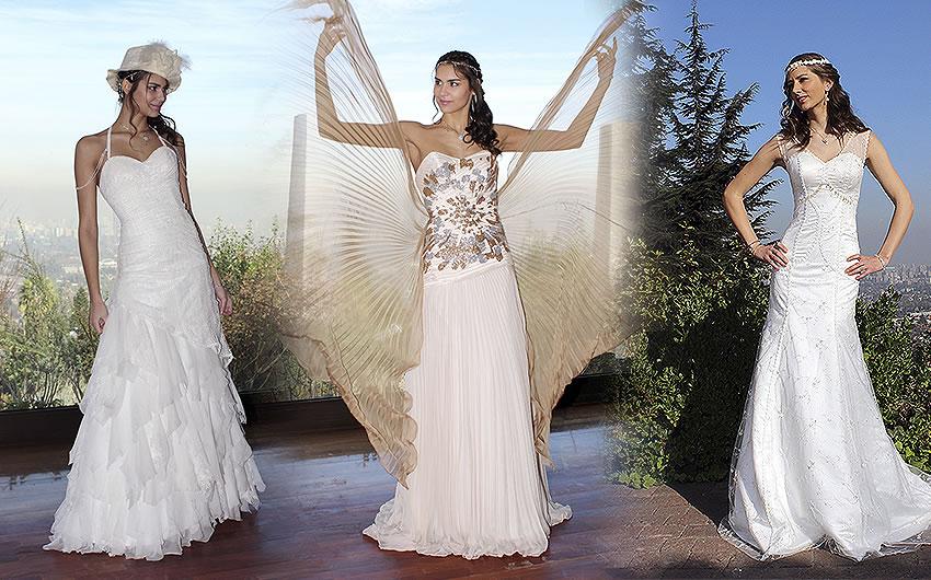 Excepcional Vestidos De Novia Chile Ideas Ornamento Elaboración ...