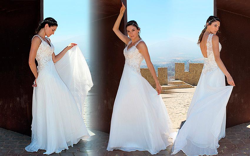 vestidos de novia macarena palma