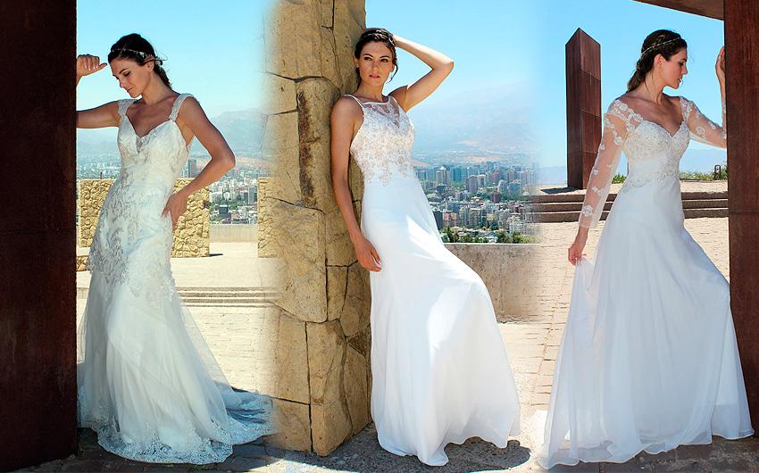 Vestidos de novia gorditas chile