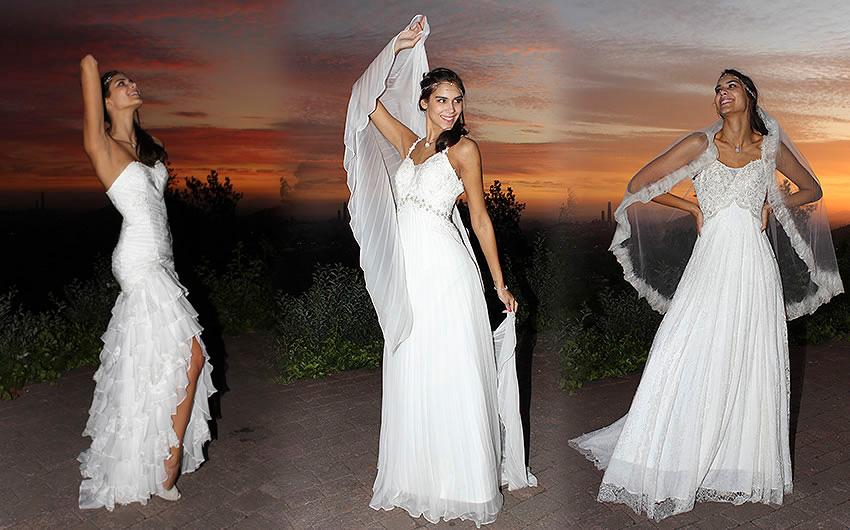 Vestidos de novia para gorditas en patronato
