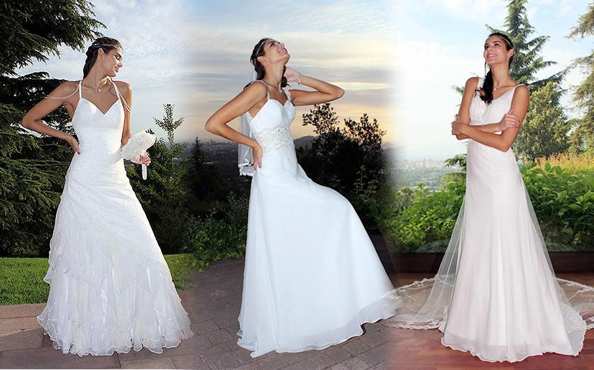 Vestido novia chile