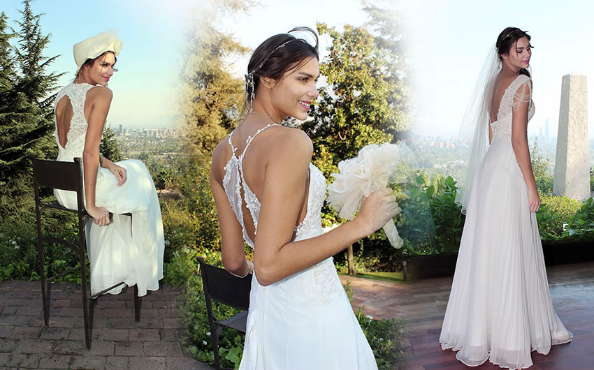 vestidos de novia hippie chic santiago chile – mini vestidos